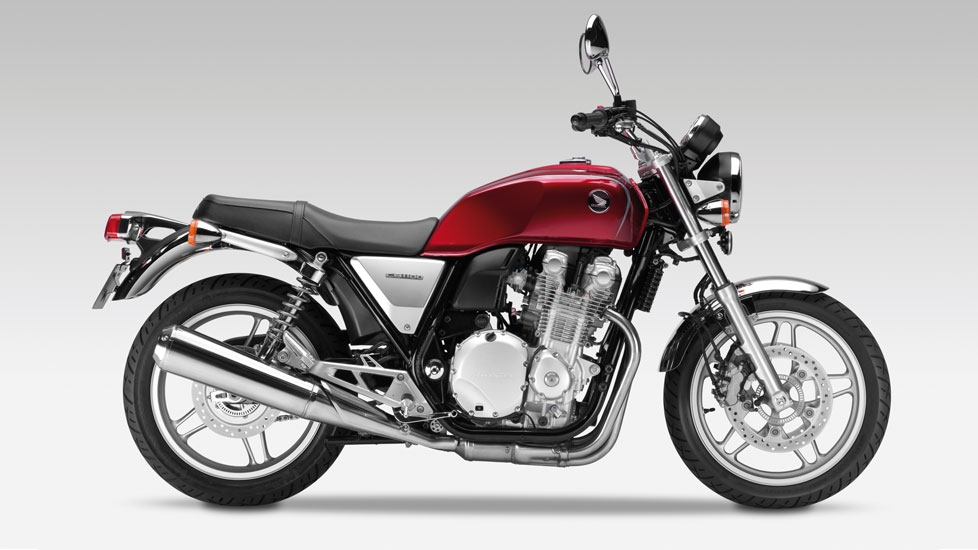 CB1100 rouge Europe