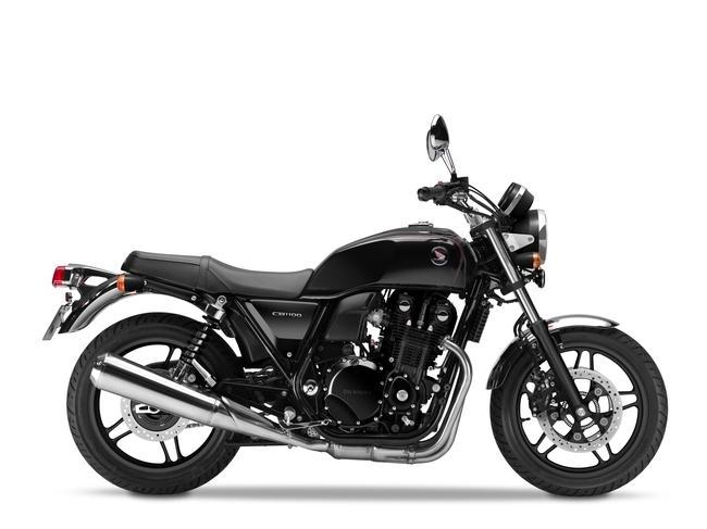 CB1100 2014 noir