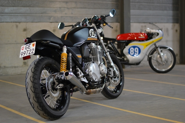 CB1100 Dark Racer