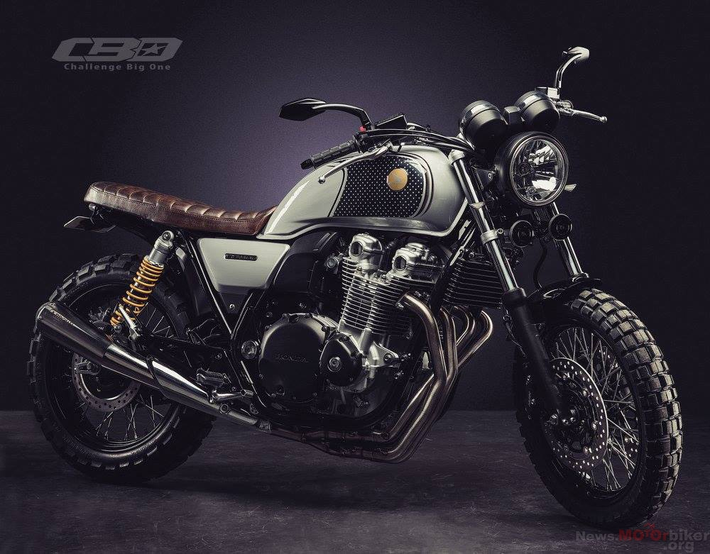 Yamaha Tw200 Modified CB1100.fr | Blog et ne...