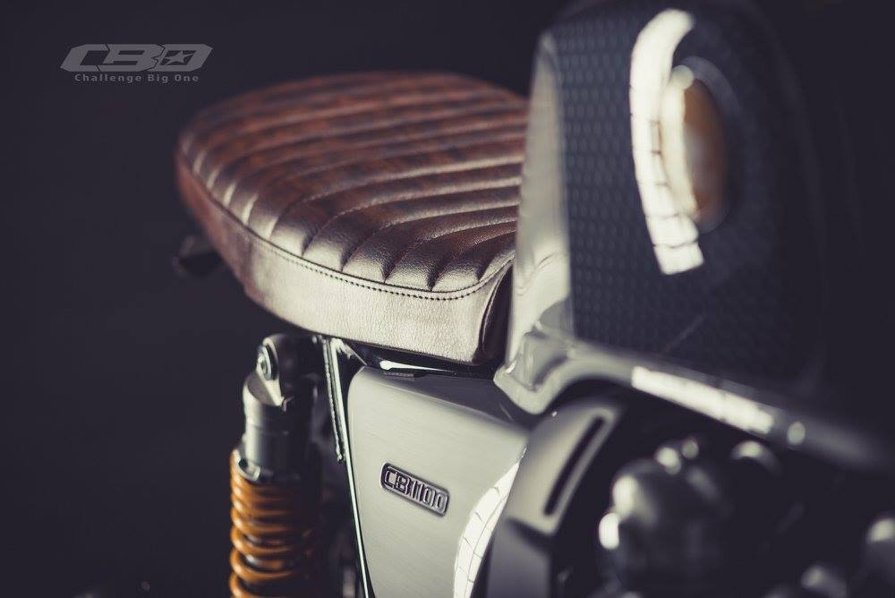 Honda CB1100 Scrambler